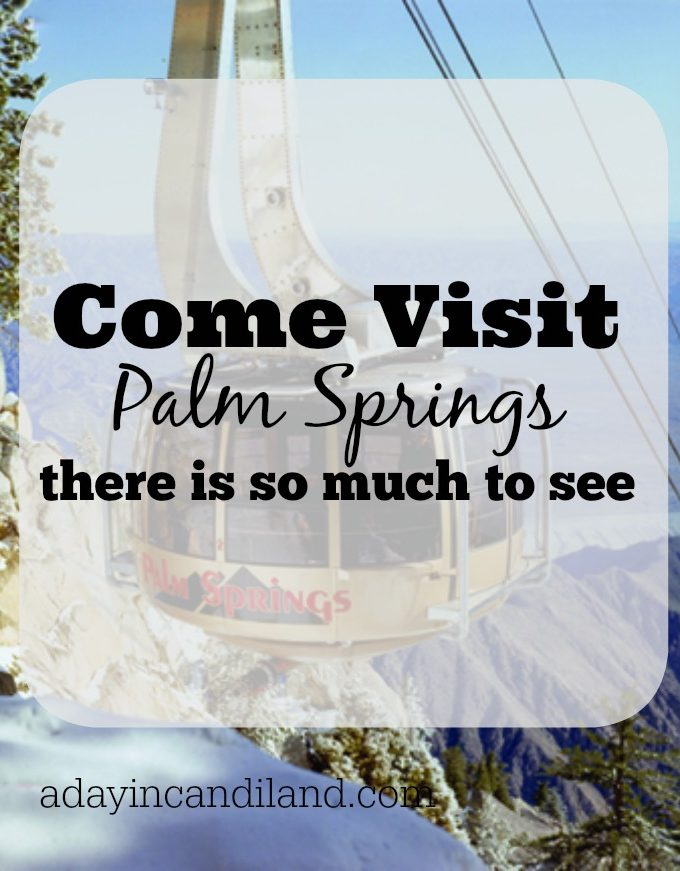 Things To Do On Your Palm Springs Vacation