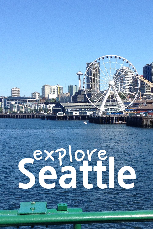 Explore-Seattle