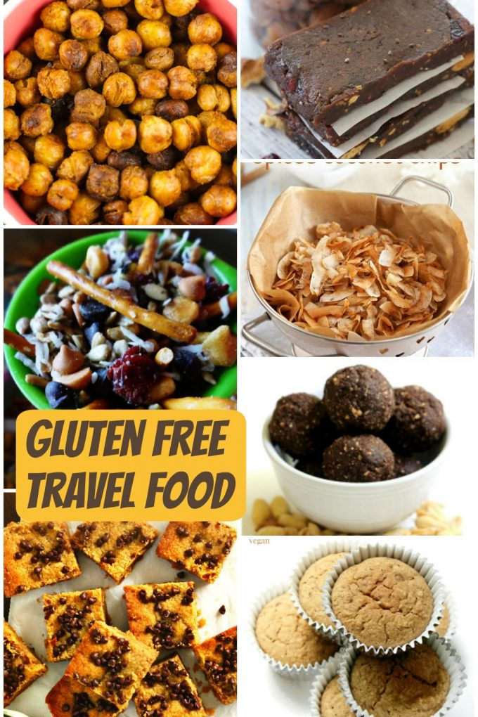 Gluten Free Travel Food