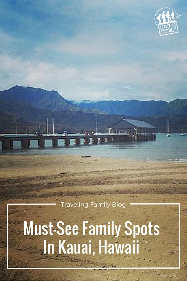 Must see spots in kauai hawaii for families