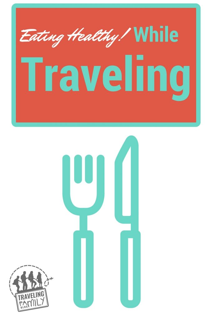 How to Eat Healthy While Traveling – Interview with Sunny Anderson