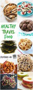 healthy Travel Food
