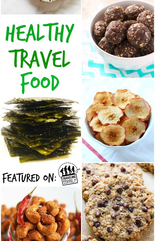 100+ Travel Food Ideas