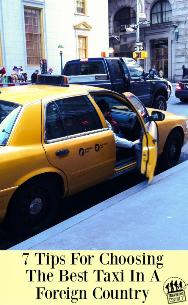 choosing the best taxi