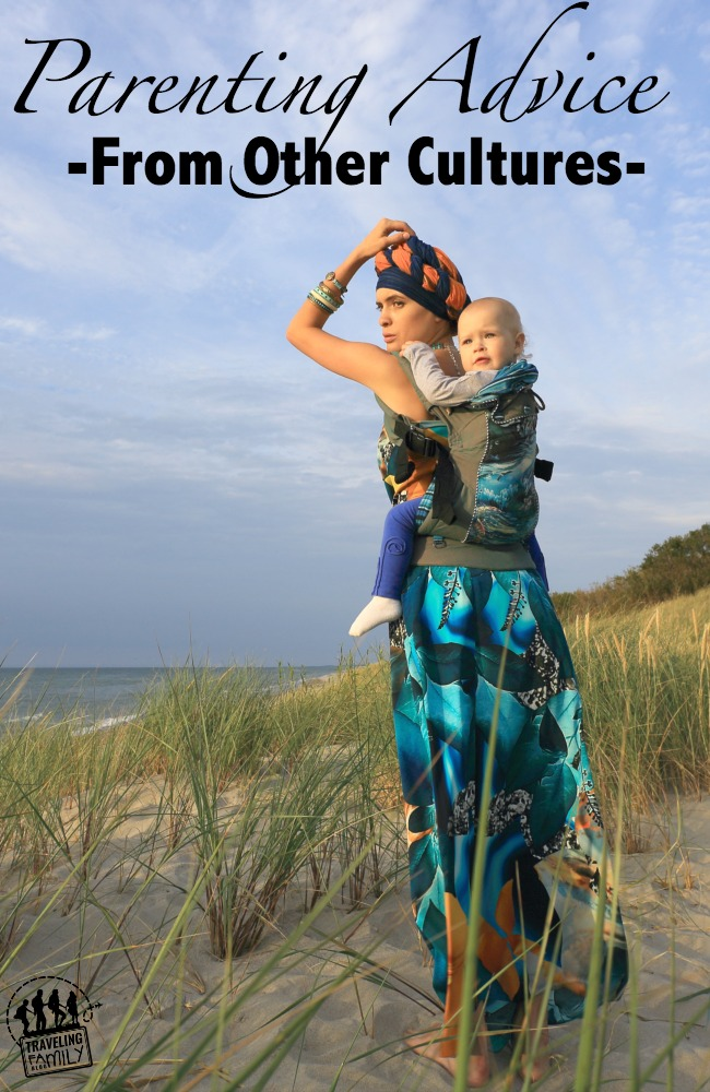 4 Bits of Parenting Advice From Around the World