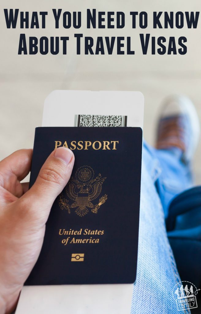 what you need to know about travel visas before you go