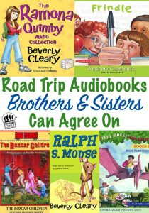 road trip audio books