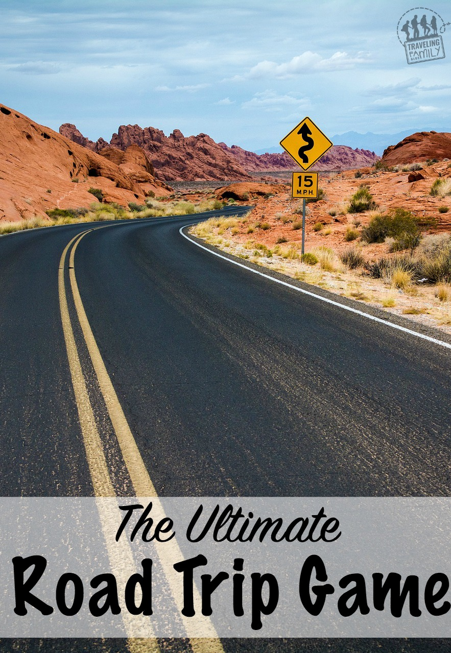 the ultimate road trip game