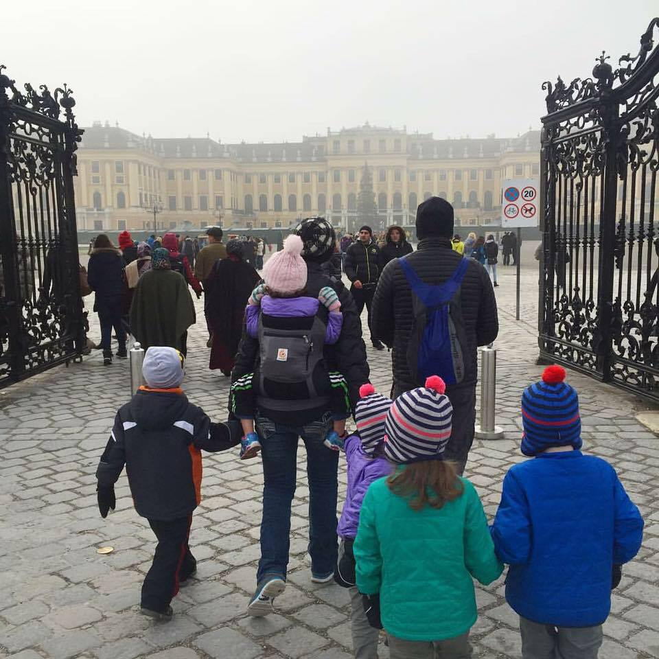 travel with your preschoolers