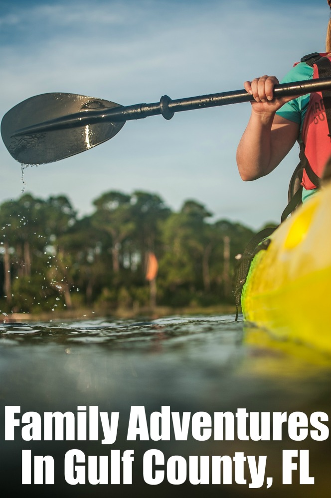 Family adventures in gulf county florida