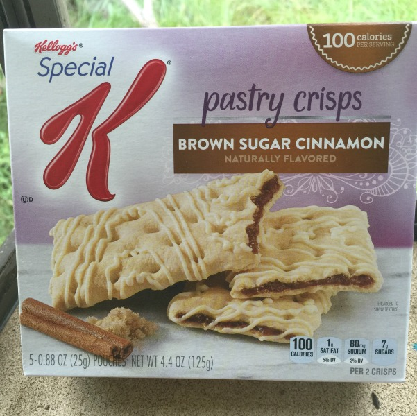 pastry crisps