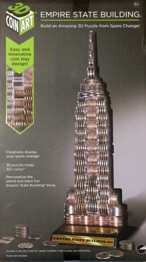 Empire State Building…For Your Living Room