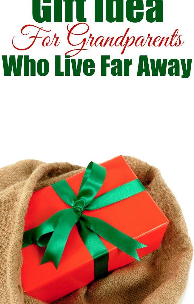 Family Book – Gift Idea for Grandparents