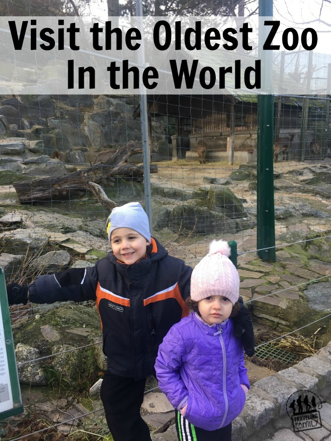 The Oldest Zoo in the World