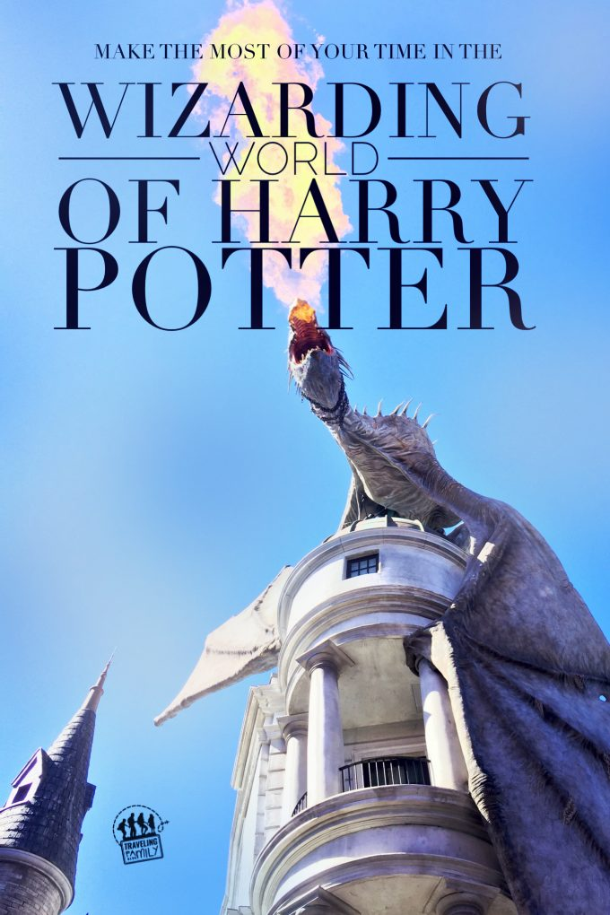 What to do and where to go in the Wizarding World of Harry Potter.