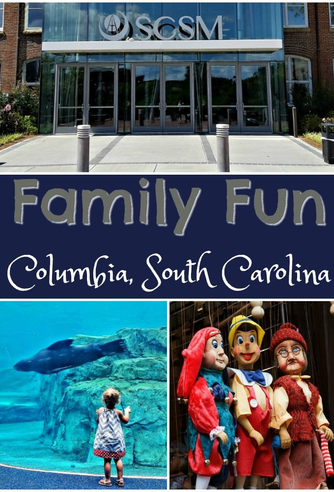 Fun things to do with kids in Columbia, South Carolina