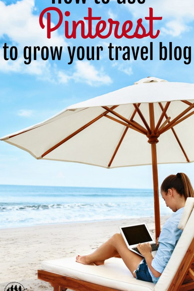 How to get more traffic to your travel blog using pinterest
