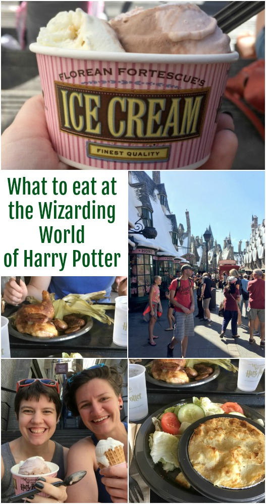 What to eat at the Wizarding World of Harry Potter