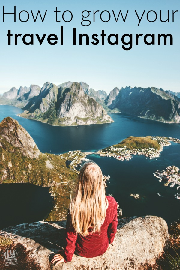 How to grow your travel blog's Instagram